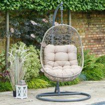 Monaco Oak Egg Chair