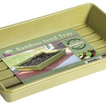 Bamboo Seed Tray Green