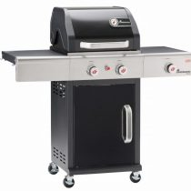Triton MaxX 2.1 Burner Gas Barbecue – Black