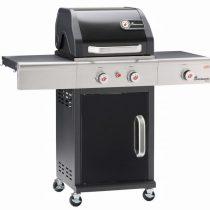 Triton MaxX 2.1 Burner Gas Barbecue – Black