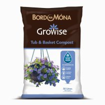 BNM Growise Tub and Basket 50L