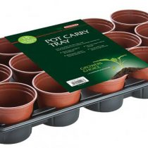 Pot Carry Trays with 15 x 10.5cm pots