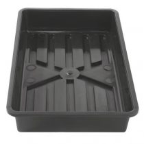 Rigid Gravel/Seed Tray Black