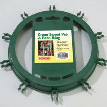 Sweet Pea & Bean Ring Green