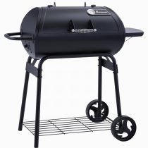 Vinson Barrell Charcoal Barbecue