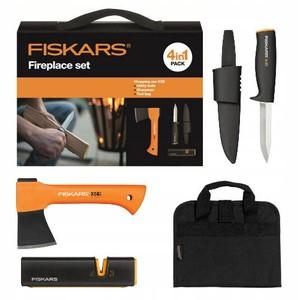 Fiskars Fireplace Set