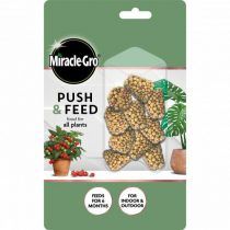 MIRACLE-GRO PUSH & FEED AP 10CONES