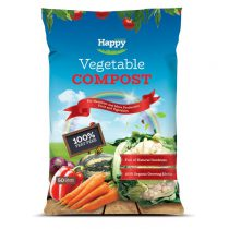 Happy PEAT FREE Compost Vegetable 50L