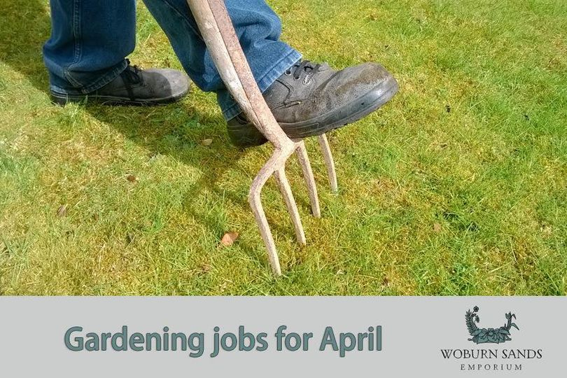 Top Gardening Jobs for April